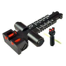 7.62 x 39 Fiber Optic Sight Set By Kensight - fits Chinese Rifles