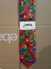 Jerry Garcia Collection 2013 Tie Necktie Creme de Menthe Hangover Christmas NWT