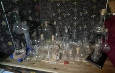 More details for chemistry laboratory equipment - glassware etc.