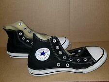 Converse Chuck Taylors Black High Tops Us Youth Kids Size 2 Not made in China