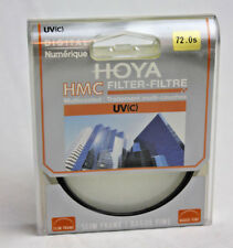 HOYA HMC UV (C) Camera Lens Filter 72mm Slim Frame Multi-Coated - New