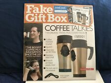 Fake Gift Box Great For A Laugh!