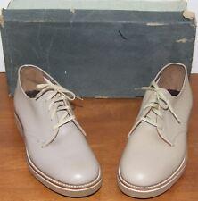Personality Mara Lane #6 Smoke Leather Shoes 6 Narrow