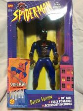 """Spider-Man Deluxe Edition Wall Hanging 10"""" NEW"""