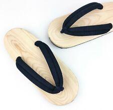 Uratsuka Kobo × Beams Japan Bespoke Wooden Geta Clog Sandals sz: M US6.5 - US8