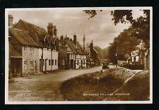 Warwicks Warwickshire WARWICK Bridgend c1920/30s? RP PPC by Valentine