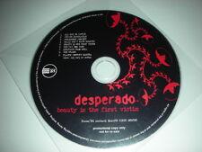 Desperado - Beauty if the First Victim - 9 Track