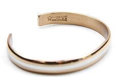 Sergio Lub California Copper Silver Cuff Bracelet