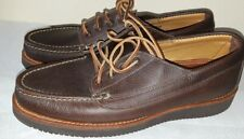 YUKETEN  SHOES EST. 1989 VIBRAM  MENS SIZE 11 BROWN/03022SGP /28927