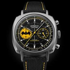 Undone 80th Anniversary Batman The Caped Crusader Men's Watch, Brand new!!