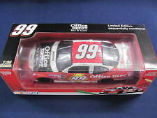 2005 Carl Edwards #99 Office Depot Ford Taurus 1:24 Scale Limited Edition New