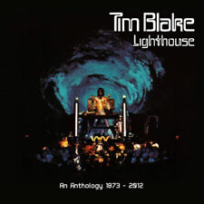 Tim Blake : Lighthouse: An Anthology 1973-2012 CD Box Set with DVD 4 discs