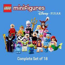 LEGO 71012 Minifigures Disney Series (complete set of 18)