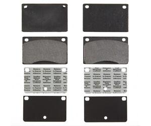 Disc Brake Pad Set-Element3; Metallic Front Raybestos PGD43AM