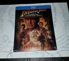 Indiana Jones and the kingdom of the Crystal skull blu ray steelbook exclusive