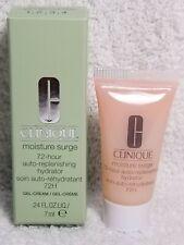 Clinique MOISTURE SURGE 72-Hour Auto-Replenishing Hydrator Cream .24 oz/7mL New