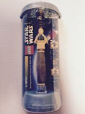 Lego Star Wars C-3PO Writing System Connect & Build Pen 2002 Vintage Collectible