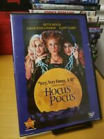 Hocus Pocus (DVD, 2002, Closed-Captioned)