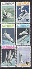 Weltraum Space Shuttle kompletter Satz Grenada 1978 C1564