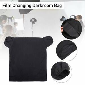 Zipped Double Layer Anti Static Film Changing Bag Dark Room Portable Darkroom
