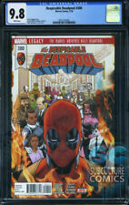 DESPICABLE DEADPOOL #300 - FIRST PRINT - MARVEL COMICS - CGC 9.8 - SOLD OUT