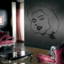 Wall Decal Sticker Movie Actress Star Poster Known American Bedroom Dorm I10