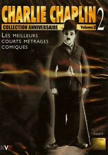 CHARLIE CHAPLIN 2 COLLECTION ANNIVERSAIRE / CHARLIE CHAPLIN DVD NEUF/CELLO