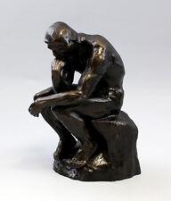Neufertigung ,Metall-Skulptur  Rodin - Plastik Denker 9937282