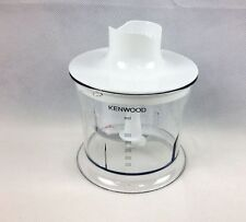 Kenwood HB720 Genuine Chopper Bowl With Geared Lid Assembly & Blade