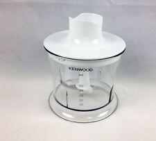Kenwood HB720 genuine hachoir bol avec réducteur couvercle assemblage & lame