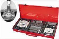 2PC Bearing Separator Splitter Gear Puller Heavy Duty Removal Car Kit P373003