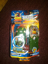 NEW IN PACKAGE KUNG ZHU BATTLE ARMOR SPECIAL FORCES RIVET/THUNDER STRIKE