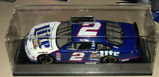 RCCA 1998 RUSTY WALLACE MILLER LITE FORD TAURUS 1/24 CLEAR WINDOW BANK