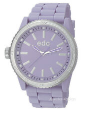 EDC by Esprit ES-RUBBER STARLET EE100922010 Kunststoff & Silikon Damenuhr