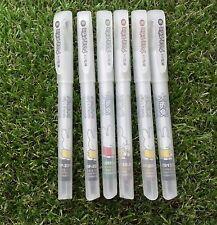 SHANGHAI M&G MF-2013 0.5mm roller gel pen black (6 pcs)