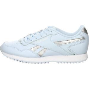Reebok Royal Glide Ripple Sneaker Damen Schuhe Freizeitschuhe Glattleder uni
