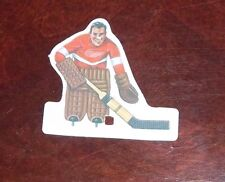 Coleco Banana Blade Detroit Red Wings goalie 1971 table top hockey games