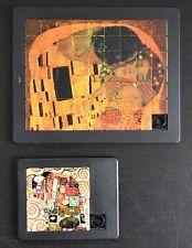 set sliding puzzles # GUSTAV KLIMT # ca. 2000, mint