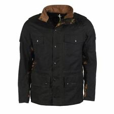 Barbour Cotton Collared Regular Size Coats & Jackets for Men