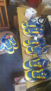 Lidl trainers brand new - UK sizes 10,8,6,5  inc bag-per pair