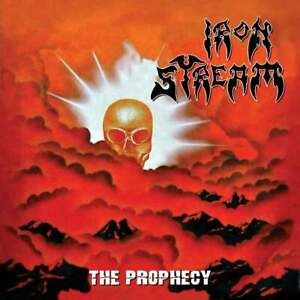 IRON STREAM – The Prophecy (NEW*LIM.300 SOVIET SPEED METAL*METALLICA)