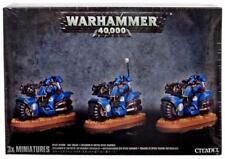 Bike Squad Space Marines Warhammer 40K NIB Flipside