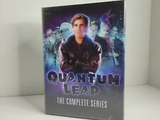 Quantum Leap: The Complete Series Dvd New/Sealed 18 Disc Set All 5 Seasons