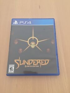 Sundered Eldritch Edition PS4 Limited to 3000 copies world wide