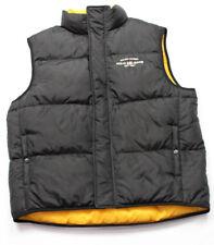 New listing Ralph Lauren Polo Jeans Company Mens Down Puffer Usa Flag Vest Sz L Retro Jacket