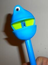 Blue one eyed -  Frog Puppet on a Pen ~ Learning Resources NEW 4 and up, B&G