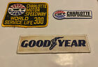 Set+Of+3+Charlotte+Motor+Speedway+Goodyear+NASCAR+Patches