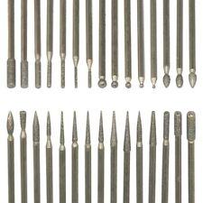30 Nail Art Electric File Drill Bits Replacement Manicure Pedicure Kit Set