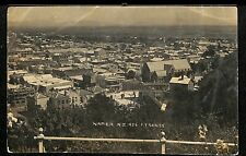 Postcard New Zealand N.Z. NAPIER North Island, Hawke's Bay. Real Photo 1900s