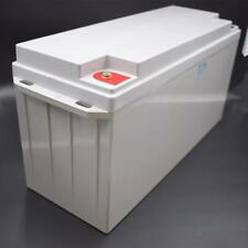 12V 150Ah LiFePo4 batterie solaire lithium fer phosphate 2kW Akku Radio UPS+BMS